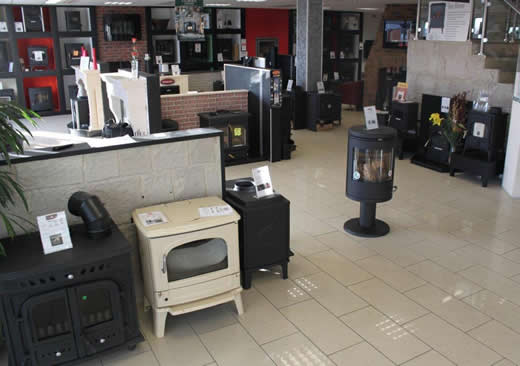 Stove Centre  Showrooms