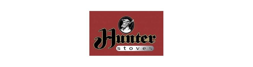 Hunter Stove Glass
