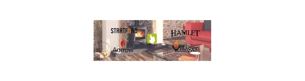 Aarrow/stratford Stove Glass