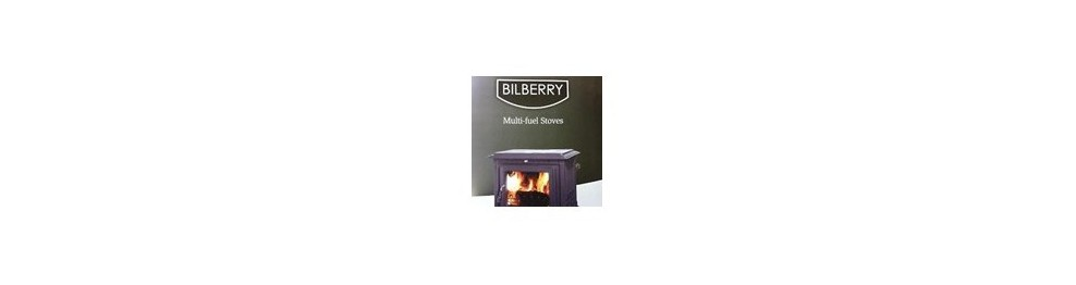 Bilberry Stove Glass