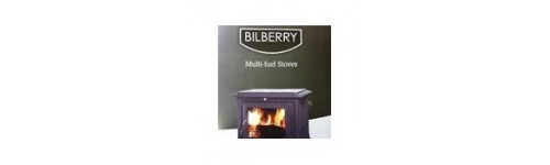 Bilberry Stove Glass